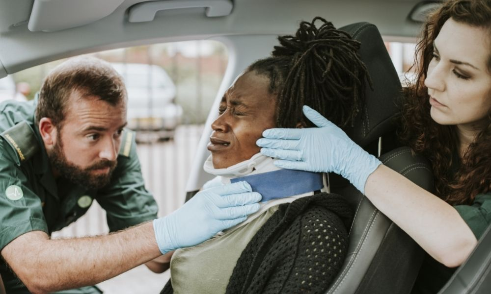 4 Most Common Injuries Caused by Car Accidents