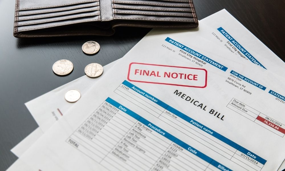 Why Personal Injury Patients May Need Help With Medical Bills